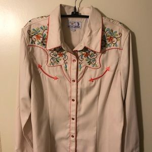 Woman's western shirt